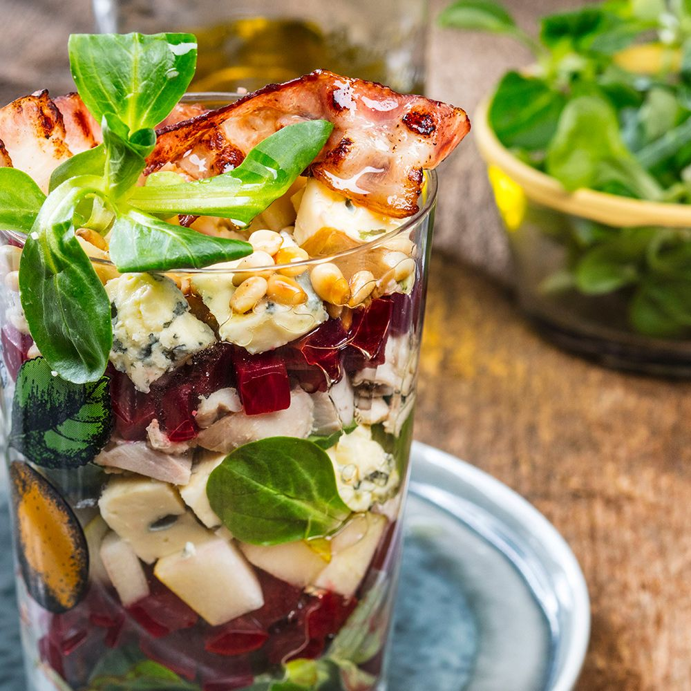 Рецепт салата с уткой изоражения